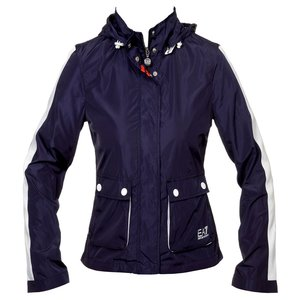 Armani EA7 Woman's Woven Jacket