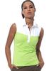 MDC Dryness Polo Shirt Sleeveless