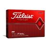 Titleist TruFeel Red Balls 2020