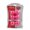 Masters Airflow XP Practice Balls Pink pack 6
