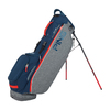 Ping Hoofer Lite Stand Bag Heather Navy Scarlet