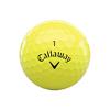 Callaway Warbird Golf Balls Yellow