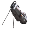 Callaway Chev Dry Stand Bag Charcoal/White/Orange