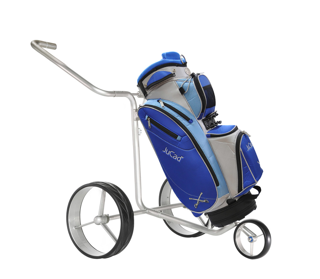 Electric Carts Jucad Junior Drive Digitalgolf