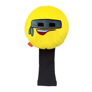 Emoji Headcover Bandit