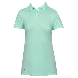 Adidas Climalite Essentials Heather SS Polo Junior
