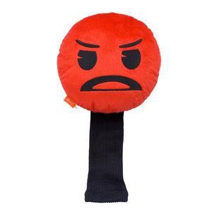 Emoji Headcover Angry