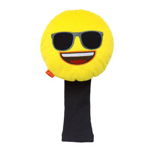 Emoji Headcover Sunglasses