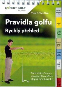 Pravidla golfu 2016-2019 - české vydanie