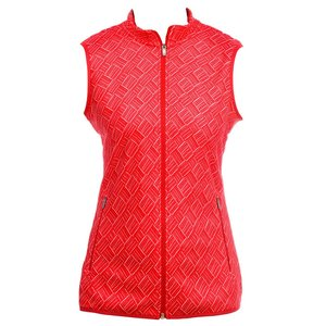 Adidas Printed Fleece Vest