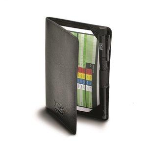 TiCad Leather Scorecard Case