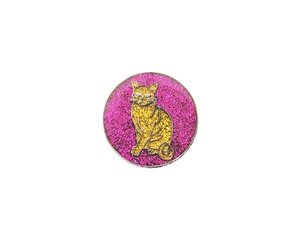 Navika Kitty Ball Marker 2