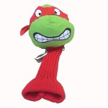 Head Cover Ninja Turtle Red