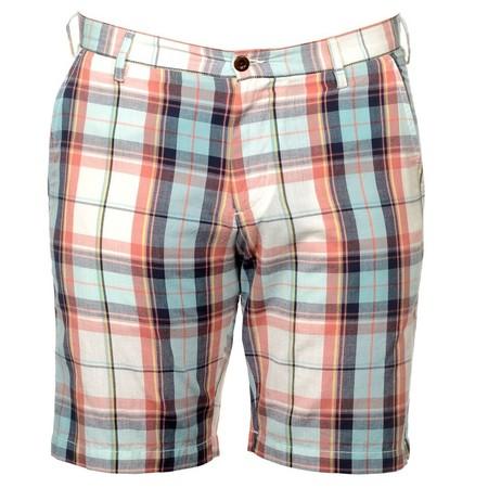 Gant Regular Madras Shorts