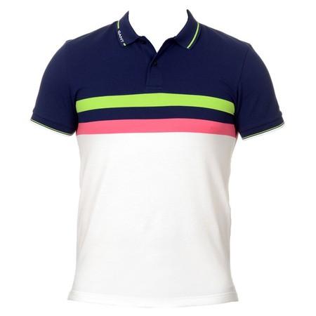 Gant Chest Stripe Pique Rugger