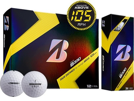 Bridgestone Tour B330 2016