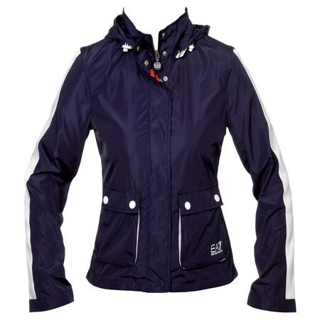 Armani EA7 Woman's Woven Jacket1