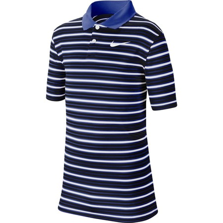 Nike Boy Dry Victory Polo Stripe