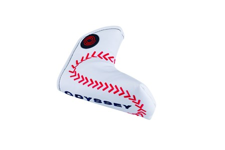 Odyssey Head Cover Baseball Blade