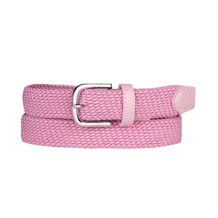 Alberto Narrow Braided Belt