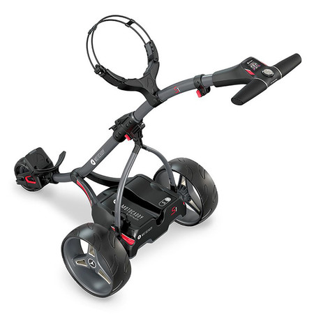 Motocaddy S1 2020 Electric Trolley + 18 Holes Battery