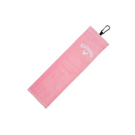Callaway Towel Cotton Tri-Fold