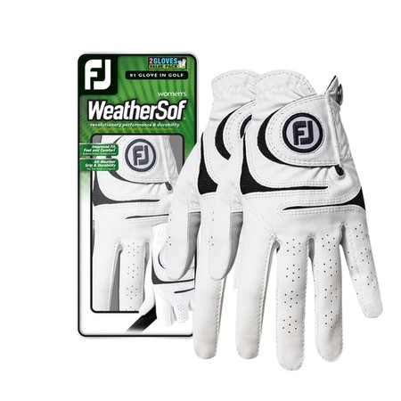 Footjoy Weathersof 2-Pack Ladies