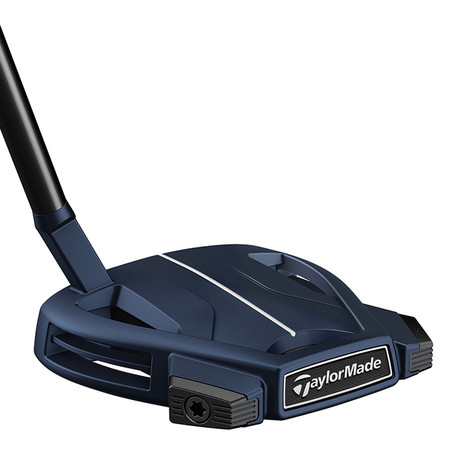 TaylorMade Spider X Navy Single Sightline