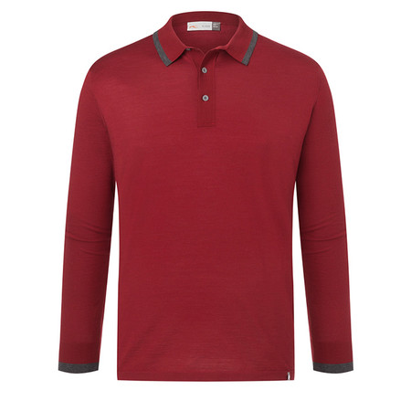 Kjus Men Siard Polo L/S
