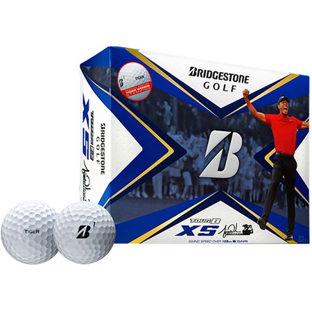Bridgestone Tour B XS 2020 Tiger Woods Limited Edition
