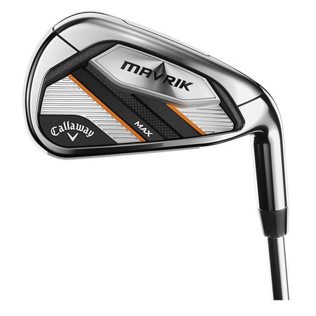Callaway Marvik Max Irons 5-PW Steel