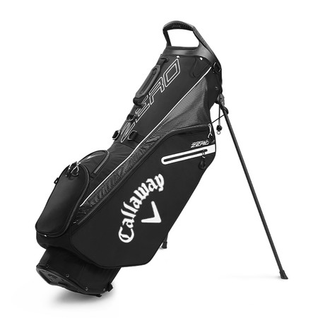 Callaway Zero Stand Bag Black/White