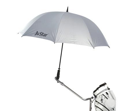 JuStar Umbrella Silver
