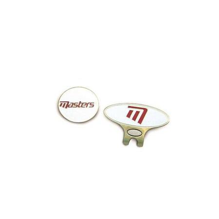 Masters Cap Clip und Ball Marker