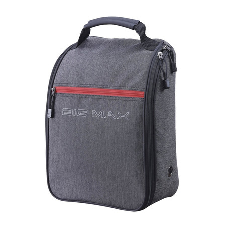 Big Max ShoeBag Charcoal/Red