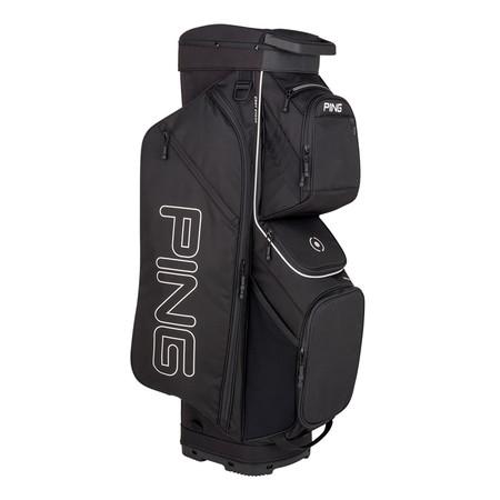 Ping Traverse Cart Bag Black