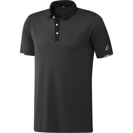 Adidas Heat.RDY Micro -Stripe Polo Shirt