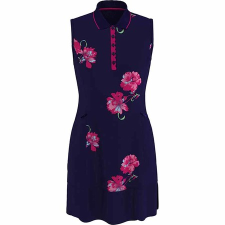 Callaway Floral Print Dress