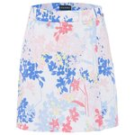 Golfino Spring flower stretch skort (medium)