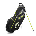 Callaway Hyper Dry C Stand Bag Black/Flex Yellow
